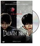 Death Note (DVD, 2008) I Am Justice
