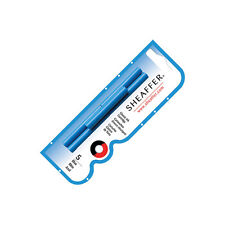 Sheaffer Skrip Ink Cartridges 5 Pack Blue 96320