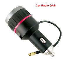 Radio DAB+ Tuner Broadcasting Digital Receiver With FM Transmitter Converter.