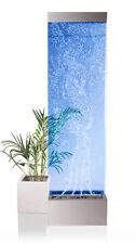 Mur a Bulles 183cm Couleurs Changeantes Fontaine d interieur Eau Murale