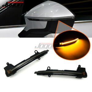 For SEAT Ateca Cupra Ateca Tarraco Xcellence 2016-2019 Dynamic Turn Signal Lamp
