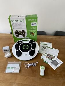 Boxed Revitive Arthritis Knee Circulation Booster Rrp £299