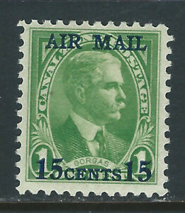 Bigjake: Canal Zone #C2, 15 cent on 1 cent Type II - *H