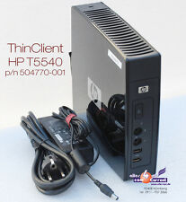 THIN CLIENT HP T5540 504770-001 501095-001 1920x1440 THINCLIENT WINDOWS CE 6 OK