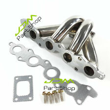 Stainless steel Turbo Manifold for Suzuki Swift GTi G13B 1.3L exhaust Header