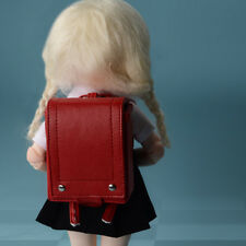 [Dollmore ]1/6 BJD YOSD accessory bag USD - Hibou Ransel (Red)