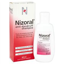 Nizoral Anti-dandruff Shampoo Treatment & Prevention 60ml
