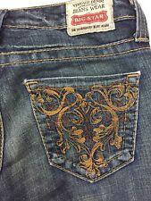 Women's Big Star Casey Mid Rise Fit Denim Jeans Size 27 R, Vintage Denim