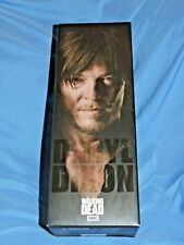 "Three Zero 1/6 Scale 12"" The Walking Dead Daryl Dixon Figure Norman Reedus New"