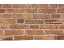 Wanddesign in Steinoptik, Wanddekoration einfach verlegt, Wärmedämmung Styropor