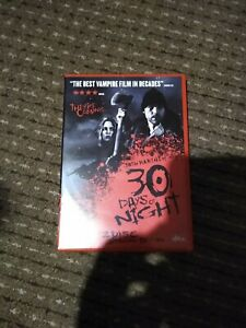 30 Days Of Night (2007) 2 Disc Set DVD