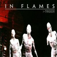 Trigger - In Flames - CD
