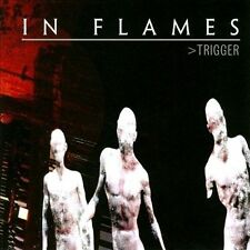 In Flames - Trigger EP (CD, 2003, Nuclear Blast) NEW CUT0UT