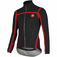 Castelli Waterproof Cycling Jackets with Windproof