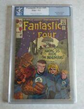 Fantastic Four #45 PGX 5.5 1st Appearance of Lockjaw & The Inhumans
