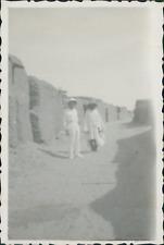 Sénégal, Dori, rue du village Vintage silver printPhotographie appartenant à u