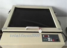 52cmx40cm Precise Vacuum UV Exposure Unit Screen Printing Machine Brand New