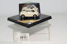 . VITESSE L016A L106 A FIAT 500L 500 L 1968 CREAM MINT BOXED