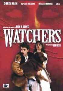 Watchers - 1988 Horror Sci Fi - Corey Haim, Michael Ironside, Christopher Carey