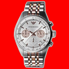 Emporio Armani AR5999 Stainless Steel    Width x Length 42m  WITH-boxes