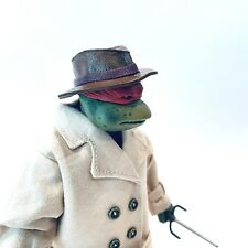 PB-CH-LG: 1/12 Large fedora hat for Marvel Legends Thing or NECA TMNT figures