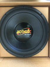 "ATOMIC QUANTUM 15"" 4,000 WATT 4 OHM SUBWOOFER Top of the line Retails $420 #16"