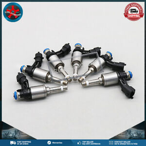Set of (6) Fuel Injectors BA5Z-9F593-B For FORD FLEX TAURUS 3.5L Turbo 2011-2019