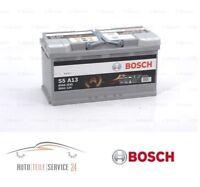 Bosch original 12V 95-Ah 850A Agm Batterie Start-Stop Autobatterie BMW3er E92