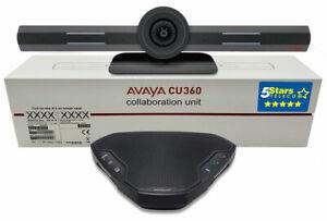 Avaya CU360 & Avaya B109 Huddle Room Bundle (700513892, 700514009) Brand New