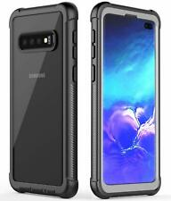 For Samsung Galaxy S10 Plus Shockproof Waterproof Case S10e w/ Screen Protector