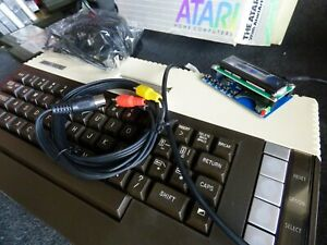 Atari 800xl computer fully Tested