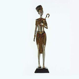 Juliana Egyptian Collection Standing Goddess Figurine 13'