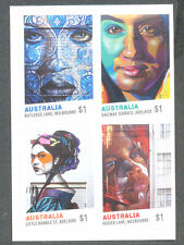 Australia-Street Art May 2017 self-adhesive -mnh -unm