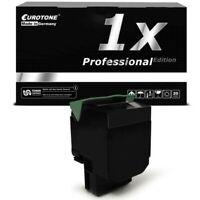 Pro Toner Black XXL Replaces Lexmark 802SK 80C2SK0