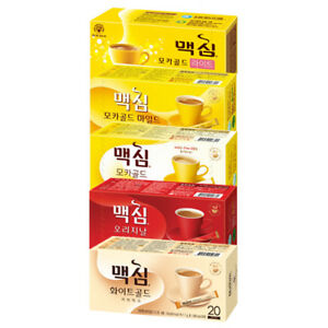[MAXIM] Korean Instant Coffee Mix 1Pack (20sticks)