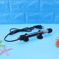 Submersible Adjustable Aquarium Fish Tank Water Heater Fish For Tropical P5Z9