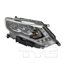 Headlight Assembly-SL, Sport Utility Right TYC fits 2017 Nissan Rogue