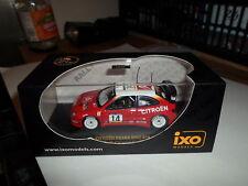 IXO 1:43 Citroen Xsara WRC - Rally Catalunya 2001 - Bulgalski #14