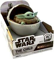 Star Wars The Mandalorian - Baby Yoda - The Child in Pram - Remote Control Crib
