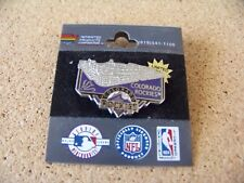 Coors Field Colorado Rockies lapel pin MLB 1997