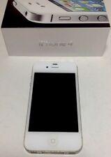 Apple iPhone 4- 16GB-White-Original Box & Manual- Great Shape