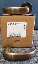 Schlage L Series Trim Lever Kit 09-456 17 613 00A Oil Rubbed Bronze Mortise Lock