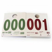 Service Dispatch Numbers, 1000 Count, Slip N Grip Fb-P9933-50