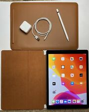 """APPLE IPAD PRO 12.9"""" 2ND GEN MQDA2LL/A 64GB WIFI SPACE GRAY With Pencil & Extra"""