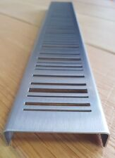 Custom Made métalliques en acier inoxydable Drain Cover Gully Grille Grille pièce humide 600 mm