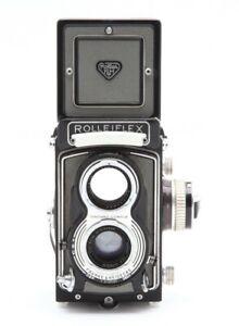 Rolleiflex 35T Twin Lens Reflex Medium Format Film Camera (Gray) #34730