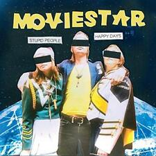 Moviestar - Stupid People Happy Days (NEW CD)