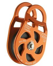 Heightec P02 rescue pulley – alloy, 5 cm