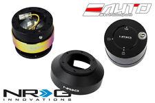 NRG Steering Wheel Hub w/ Gen2 Quick Release Neo LB Lock for 350z 370z G35 G37