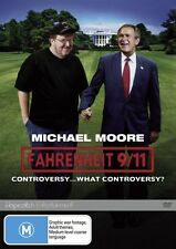 Fahrenheit 9/11 * NEW DVD * (Region 4 Australia) Michael Moore